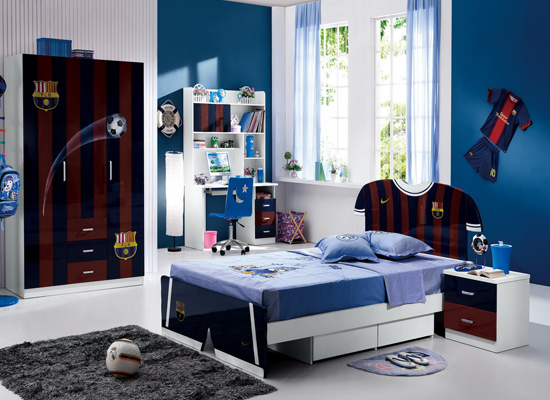 04 Inspirasi Desain Kamar Tidur Anak Laki Laki